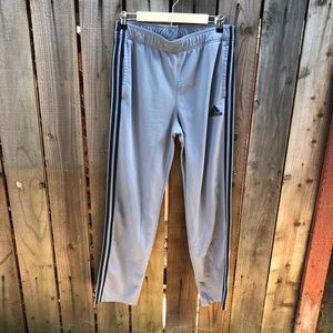 Adidas Gray Men's Track Pants